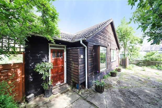 2 Bedrooms Bungalow for sale in Westwood Park, Forest Hill