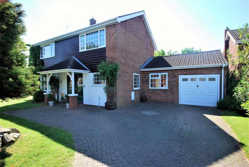 4 Bedrooms Detached House for sale in Helmsley Way, SPALDING
