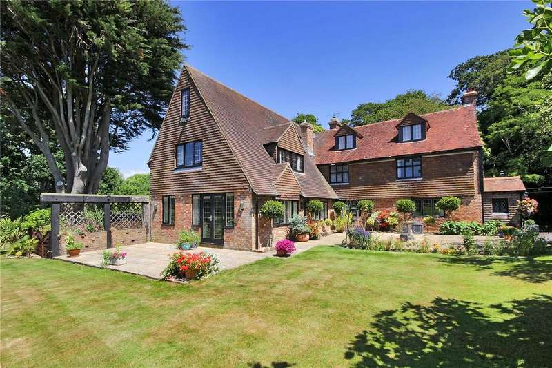 8 Bedrooms Detached House for sale in Church Road, Herstmonceux, Hailsham, East Sussex, BN27