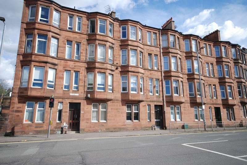 1 Bedroom Flat for sale in 3/2, 1131 Cathcart Road, Mount Florida, G42 9HF
