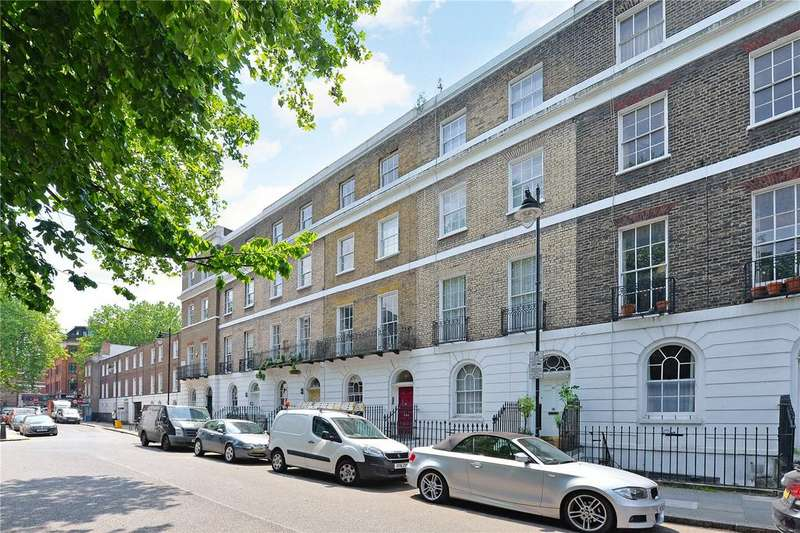 3 Bedrooms Apartment Flat for sale in Wilmington Square, Clerkenwell, WC1X