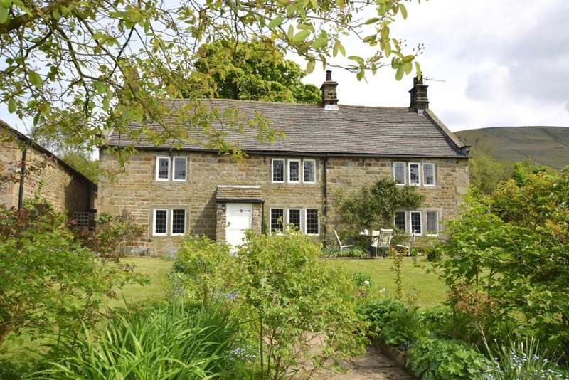 5 Bedrooms Detached House for sale in Upper Booth, Edale, Hope Valley