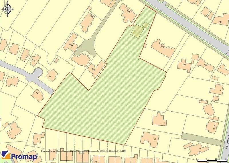 Land Commercial for sale in Land At Willowfield Road, Willowfield, Halifax