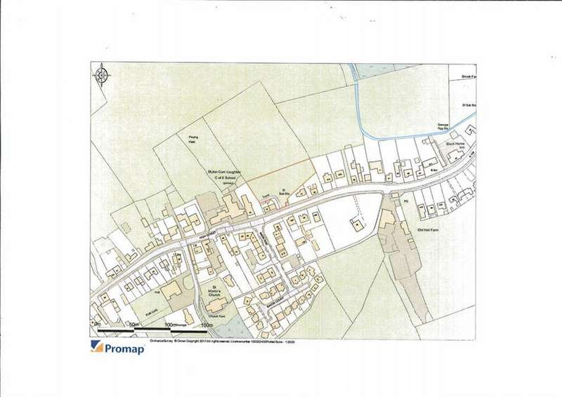 1 Bedroom Land Commercial for sale in High Street, Blyton, Gainsborough, DN21 3JX