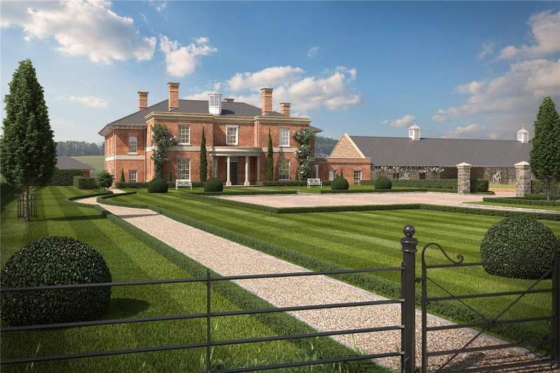 6 Bedrooms Detached House for sale in Cappers Lane, Spurstow, Nr Tarporley, Cheshire, CW6
