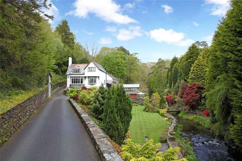 7 Bedrooms Detached House for sale in Glandwr, Nr Barmouth, Gwynedd, LL42