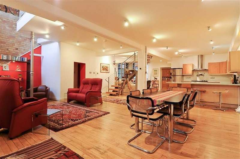 3 Bedrooms Apartment Flat for sale in The Pick Building, Leicester