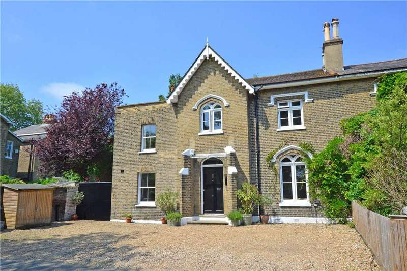6 Bedrooms Semi Detached House for sale in Quentin Place, Blackheath, London, SE13