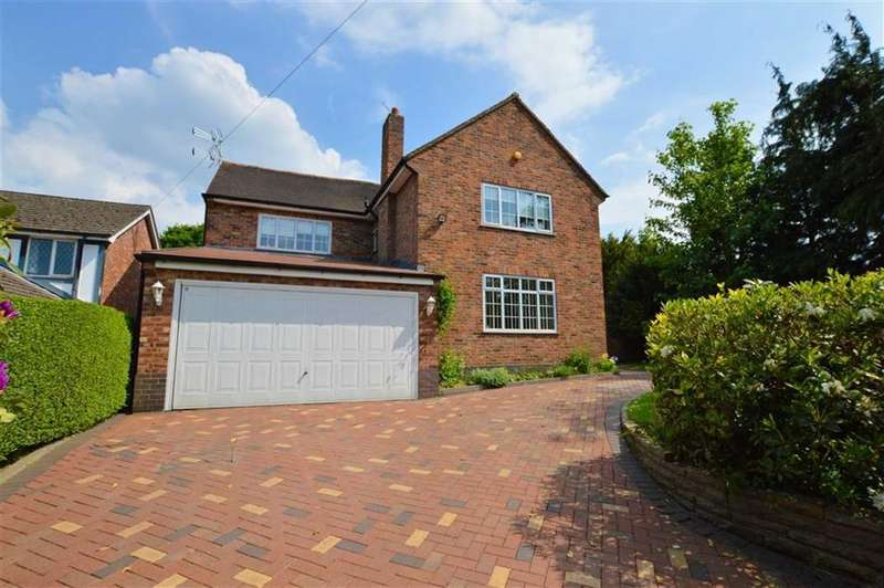 4 Bedrooms Detached House for sale in Delahays Road, Hale, Cheshire, WA15