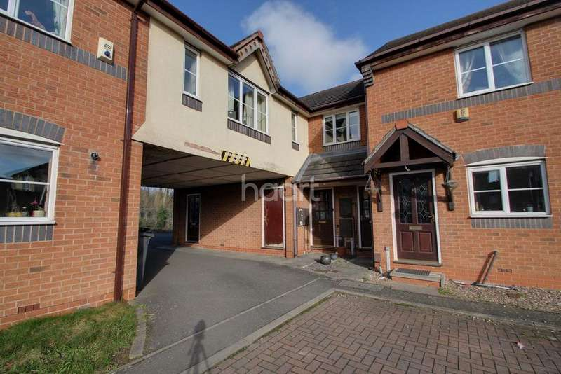 2 Bedrooms Flat for sale in Waterville Close, Leicester