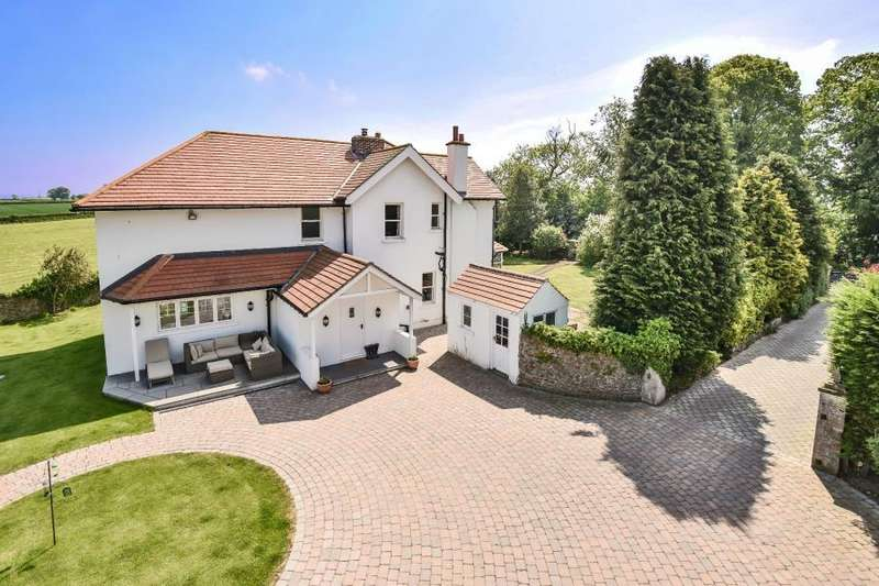 5 Bedrooms Detached House for sale in MELMERBY, RIPON, HG4 5HR