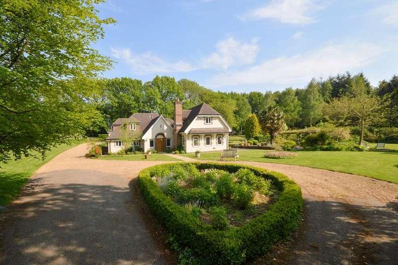 4 Bedrooms Detached House for sale in Doddington, ME9