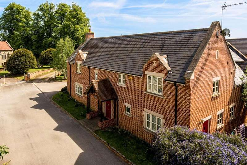 4 Bedrooms Detached House for sale in Manor Close, Church Lane, Padbury