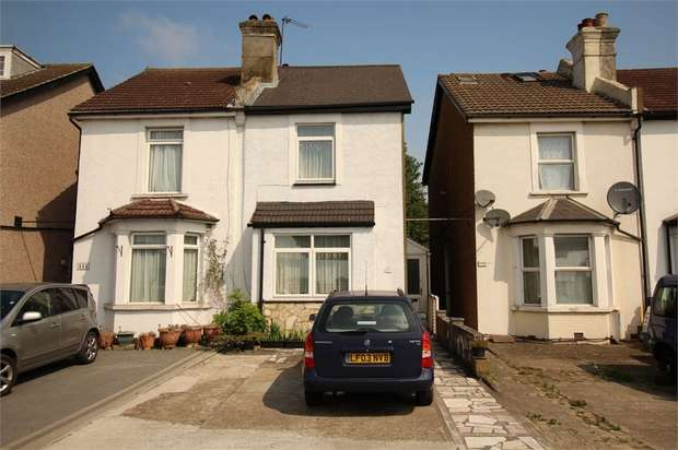 2 Bedrooms Semi Detached House for sale in Whitehorse Lane, South Norwood, London