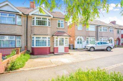 5 Bedrooms Semi Detached House for sale in Church Lane, Kingsbury, London, Uk