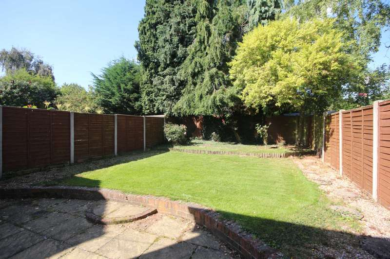 2 Bedrooms End Of Terrace House for sale in South Lynn Crescent, Bracknell