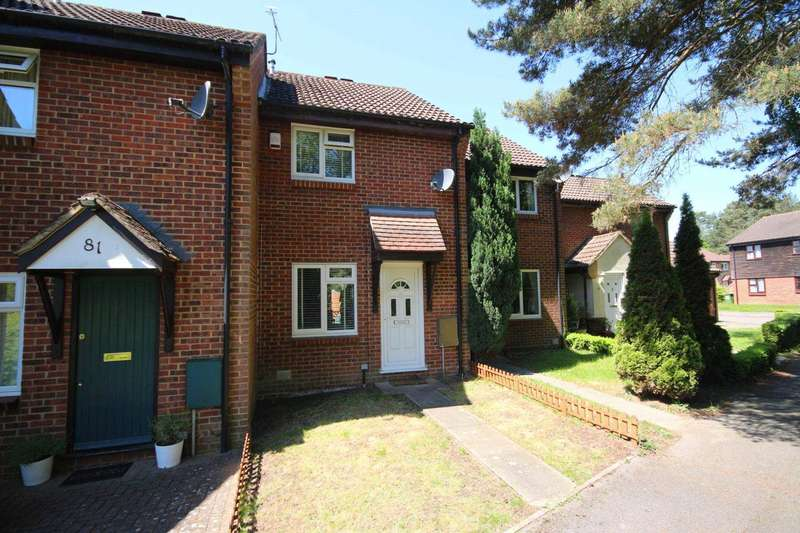 2 Bedrooms Terraced House for sale in Hythe Close, Forest Park