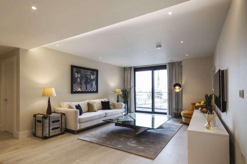 2 Bedrooms Flat for sale in Harbour Avenue, Chelsea, SW10