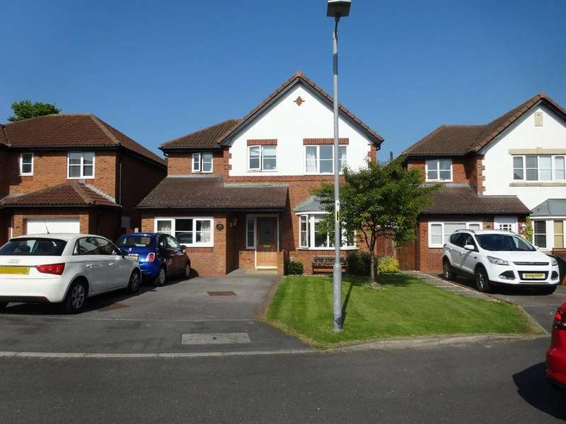 5 Bedrooms Detached House for sale in Lon Hafren, Rhyl