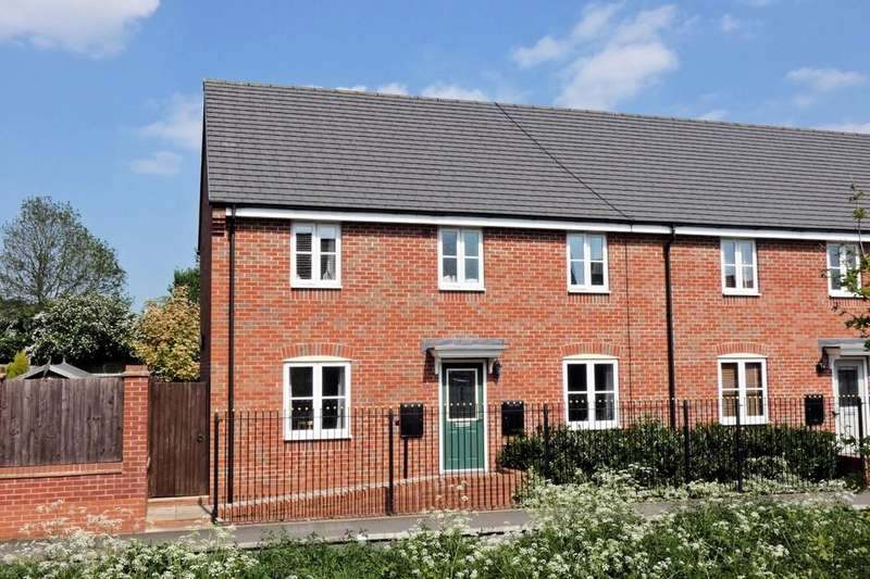 3 Bedrooms Semi Detached House for sale in Meredith Road, Ashby-de-la-Zouch