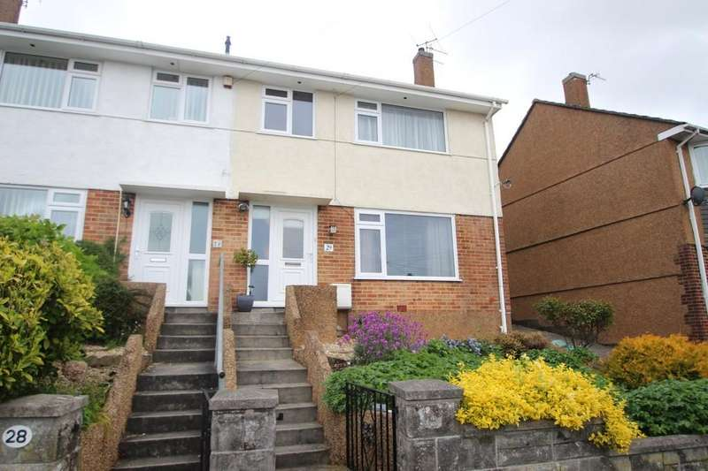 4 Bedrooms Semi Detached House for sale in Mannamead, Plymouth