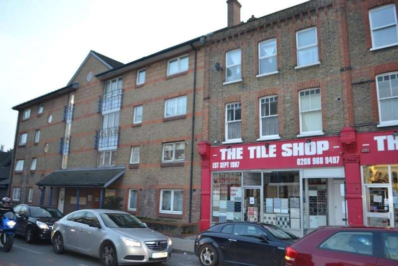 2 Bedrooms Flat for sale in Chamerlayne Road, Kensal Rise/Kensal Green, London NW10