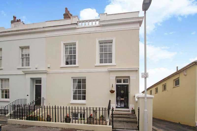 5 Bedrooms End Of Terrace House for sale in The Hoe , Plymouth