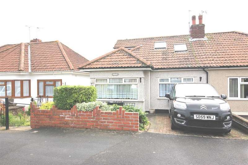 3 Bedrooms Semi Detached House for sale in Buckingham Gardens, Downend, Bristol, BS16 5TW
