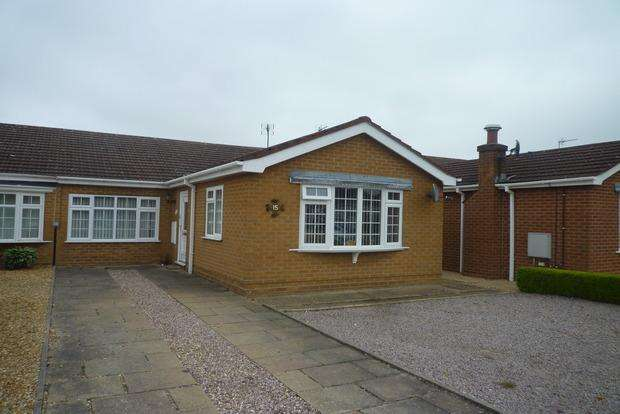 3 Bedrooms Bungalow for sale in Falklands Drive, Wisbech, PE13
