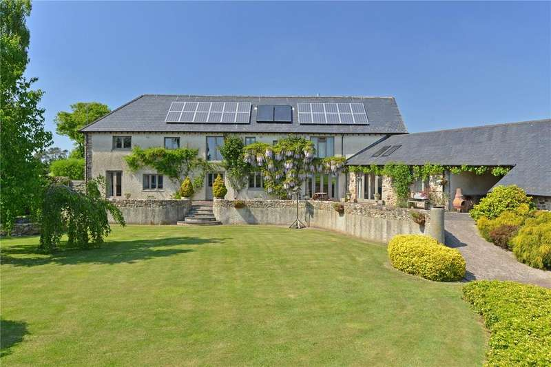 4 Bedrooms Unique Property for sale in Broadhembury, Honiton, Devon, EX14