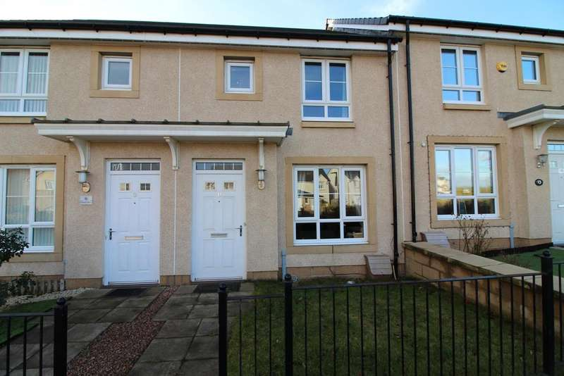 3 Bedrooms Terraced House for sale in Church View, Winchburgh, Linlithgow EH52