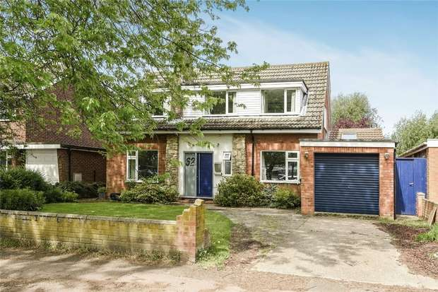 4 Bedrooms Detached House for sale in Polhill Avenue, Bedford