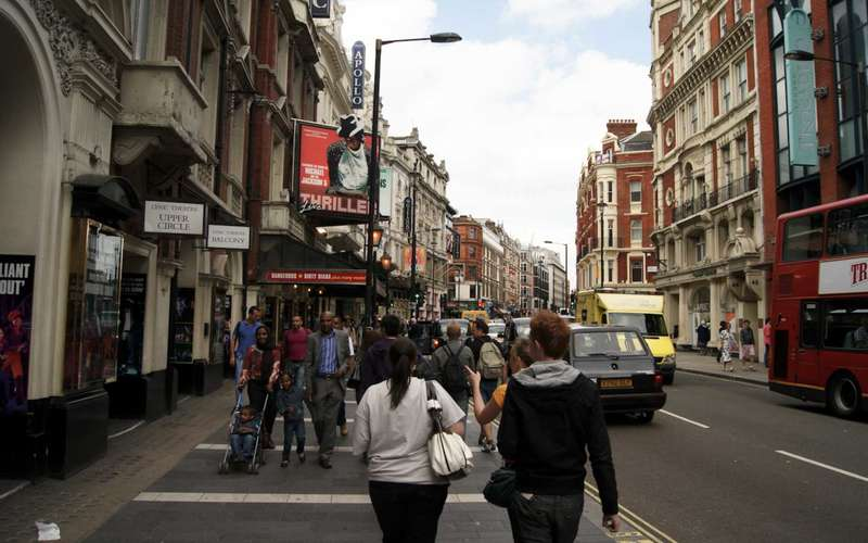 Restaurant Commercial for rent in Shaftesbury Avenue, Soho, W1D