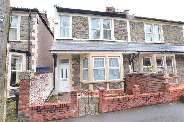4 Bedrooms Semi Detached House for sale in Monk Road, Bishopston, Bristol, BS7 8LE