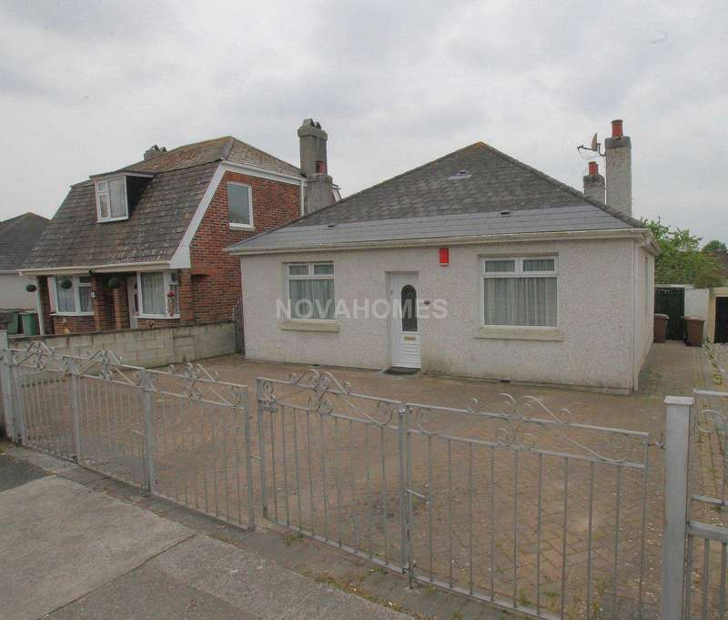 3 Bedrooms Detached Bungalow for sale in Honicknowle Lane, Pennycross, PL2 3QS