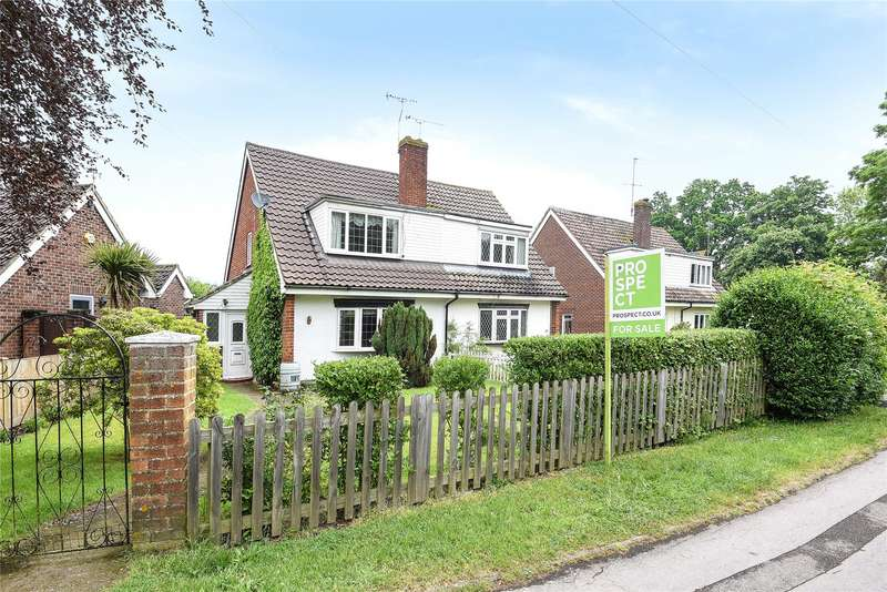 3 Bedrooms Semi Detached House for sale in Danywern Drive, Winnersh, Wokingham, Berkshire, RG41