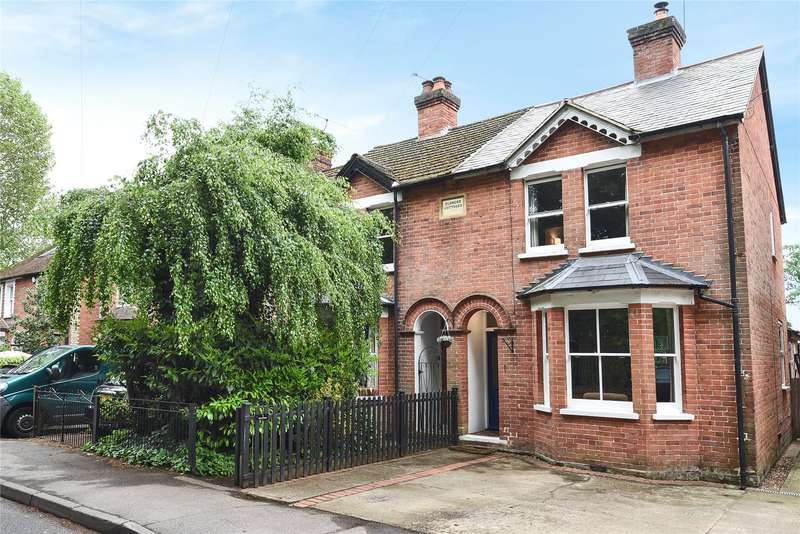 3 Bedrooms House for sale in Elsmere Cottages, Priory Road, Ascot, Berkshire, SL5