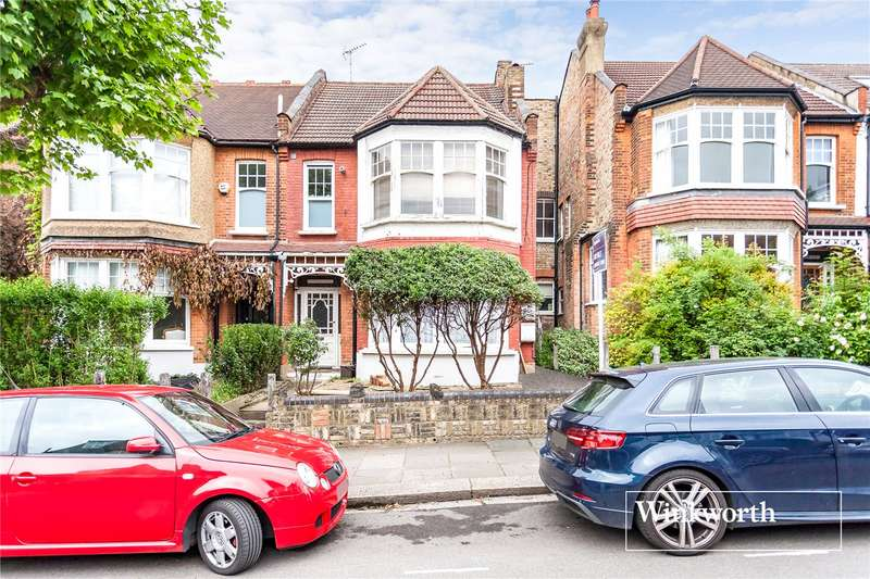 2 Bedrooms Maisonette Flat for sale in Dollis Park, Finchley, London, N3