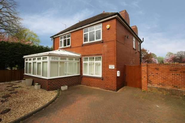 3 Bedrooms Detached House for sale in Neville Street, Normanton, West Yorkshire, WF6 1HU