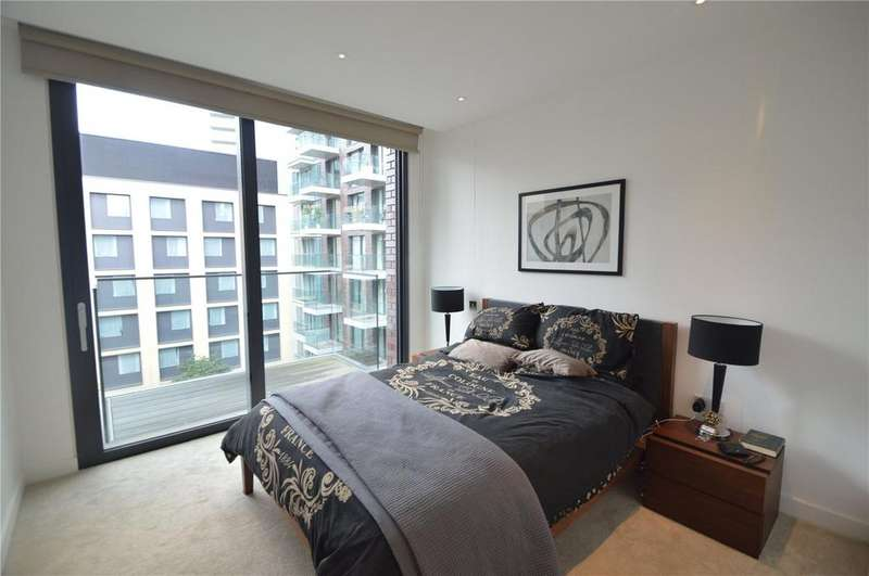 2 Bedrooms Apartment Flat for sale in Cashmere House, Goodmans's Field, 37 Leman Street, London, E1