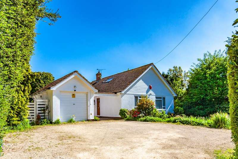 3 Bedrooms Detached House for sale in Graysted, Upper Basildon, RG8