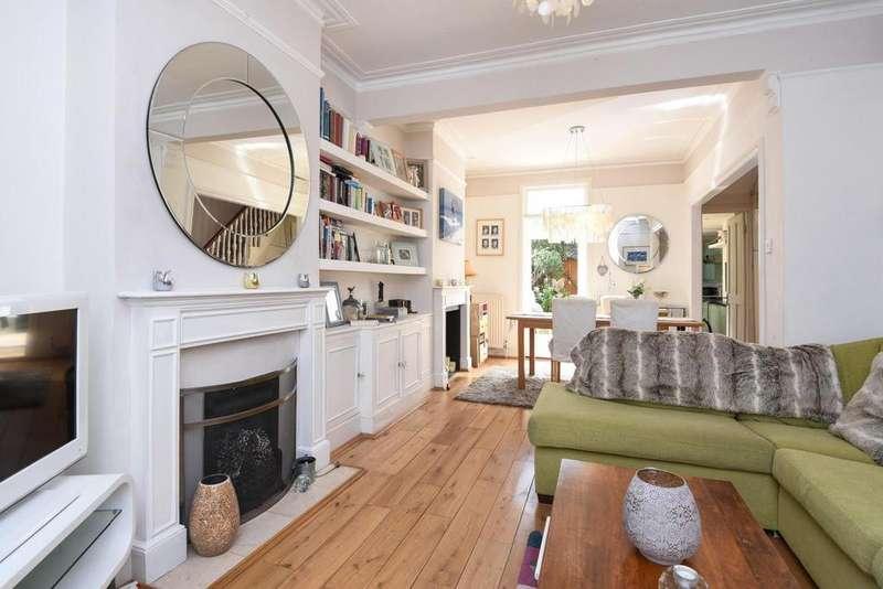 4 Bedrooms Terraced House for sale in Bellew Street, Earlsfield