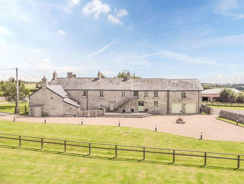 4 Bedrooms Detached House for sale in Prisk, Cowbridge, Vale of Glamorgan, CF71