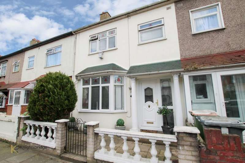 3 Bedrooms House for sale in Lonsdale Avenue, East Ham, E6