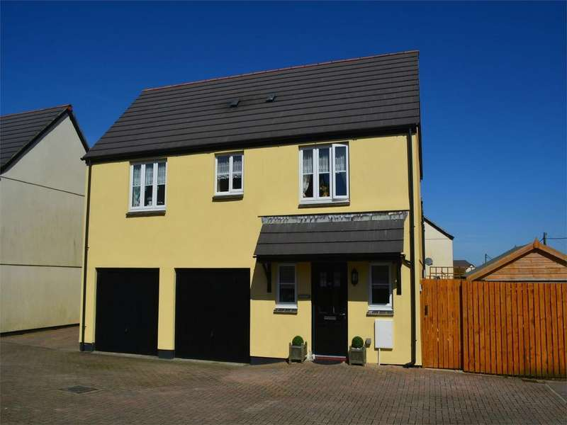 2 Bedrooms Detached House for sale in Truthan View, Trispen, Nr TRURO, Cornwall