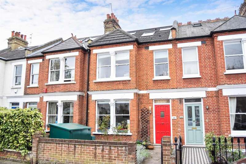 4 Bedrooms House for sale in Faraday Road, Wimbledon