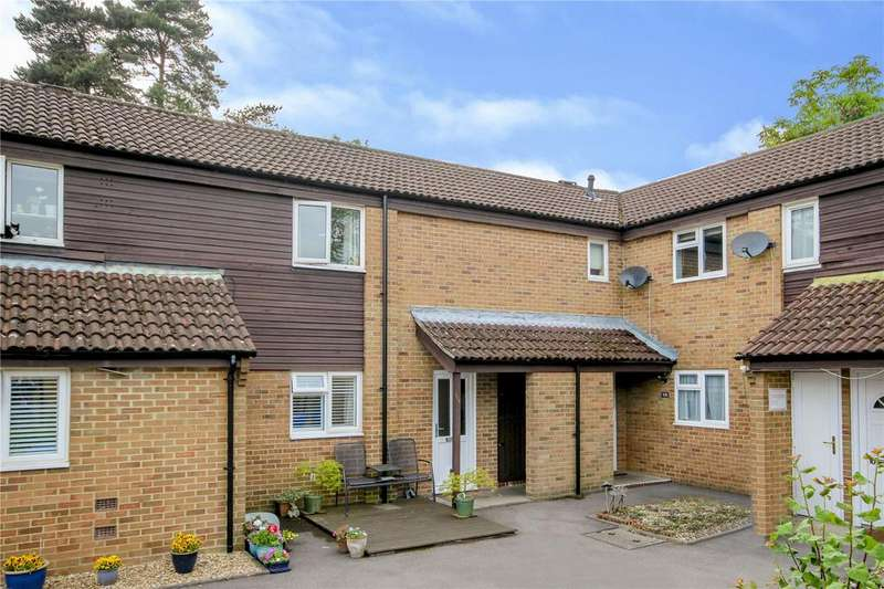 2 Bedrooms Maisonette Flat for sale in Nettlecombe, Bracknell, Berkshire, RG12