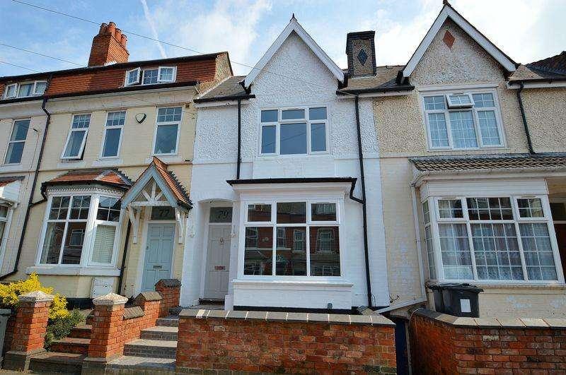 5 Bedrooms Terraced House for sale in Station Road, Kings Heath, Birmingham, B14
