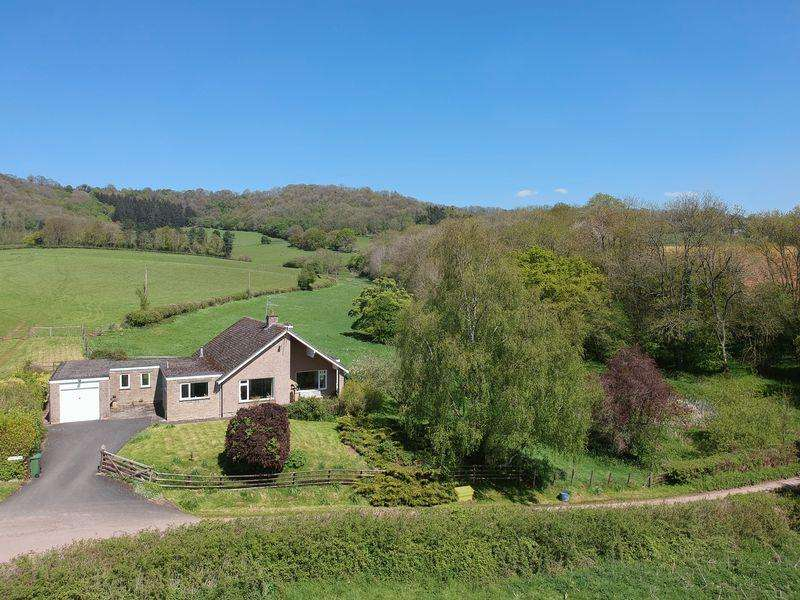 4 Bedrooms Bungalow for sale in Llanrothal, Monmouth