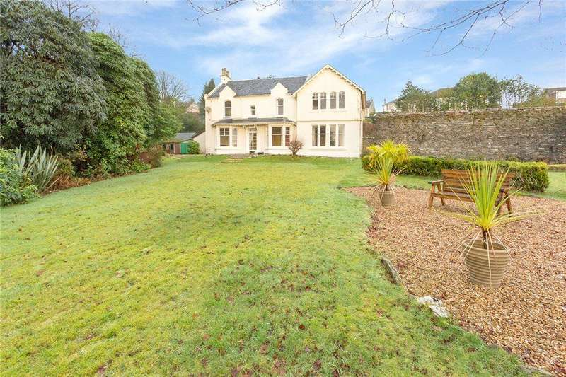 5 Bedrooms Detached House for sale in Burnbank, 143 Auchamore Road, Dunoon, Argyll and Bute